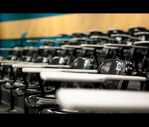 photo amphithéâtre université